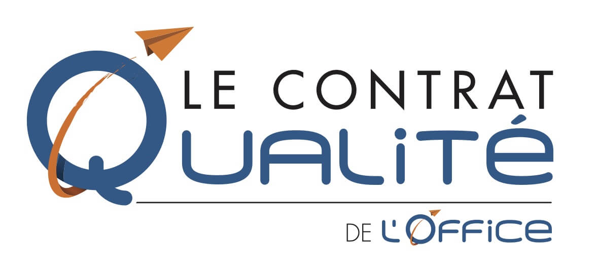 Logo de l'office le contrat qualité